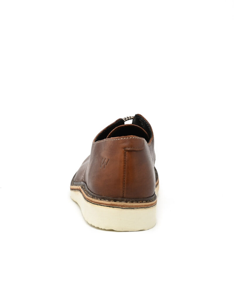 derby in pelle Jalef ruggine-3917
