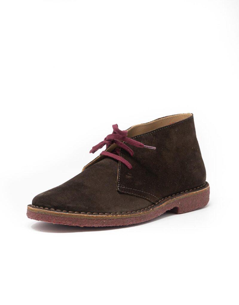 desert boot Chukka scamosciato castagna-4079