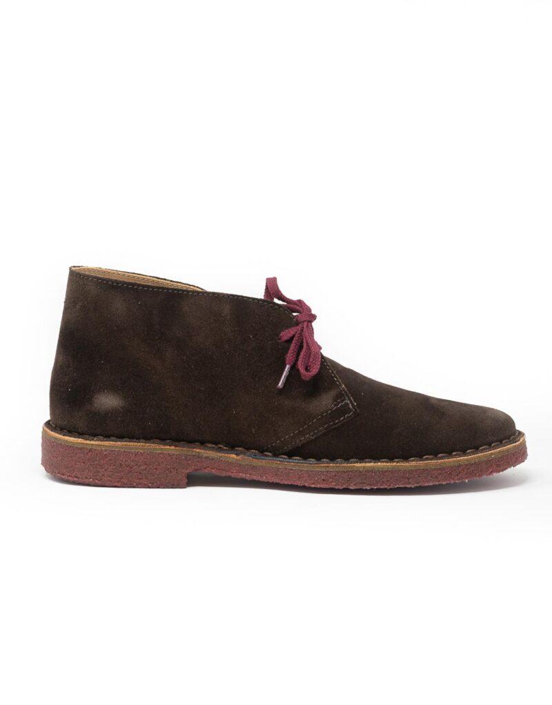 desert boot Chukka scamosciato castagna-4081
