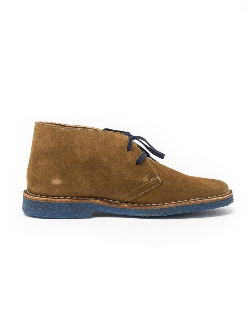 desert boot Chukka scamosciato lontra-4075