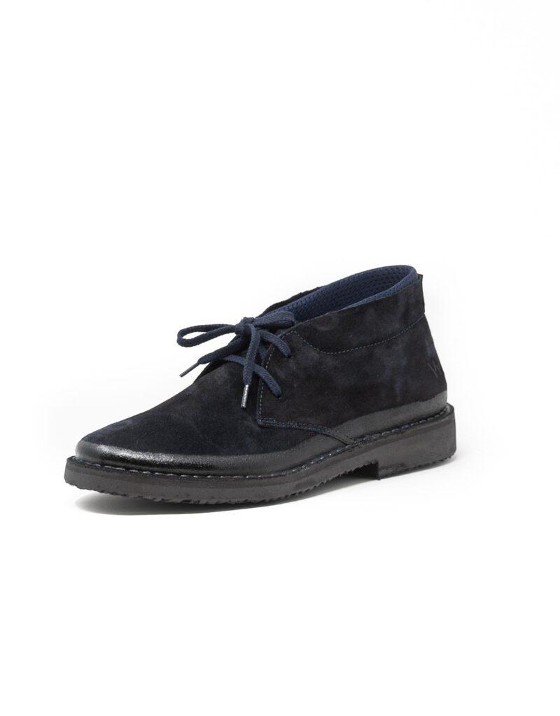 desert boot scamosciato Pocha wally walker dark navy-3931