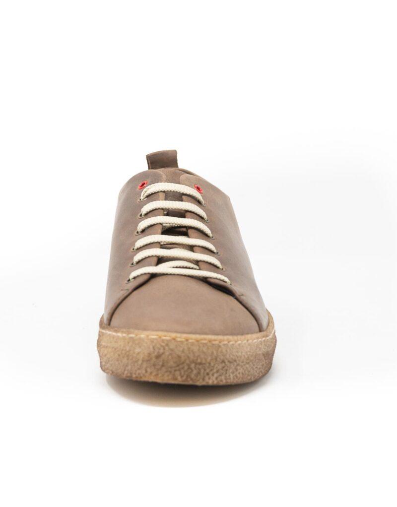 sneaker wally walker pelle Piuma ebano-4134