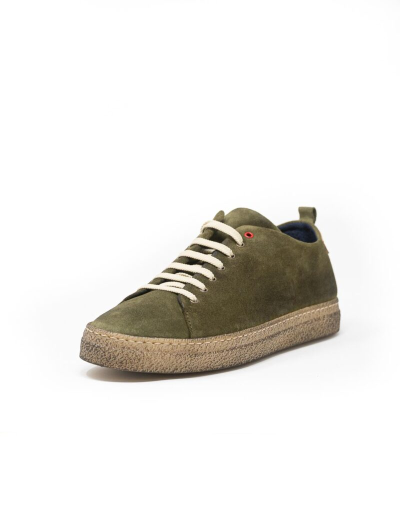 sneaker wally walker scamosciato Piuma birch-4145