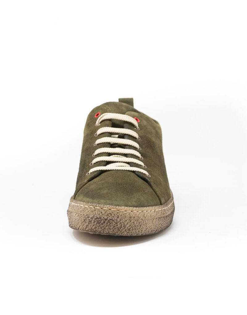 sneaker wally walker scamosciato Piuma birch-4146