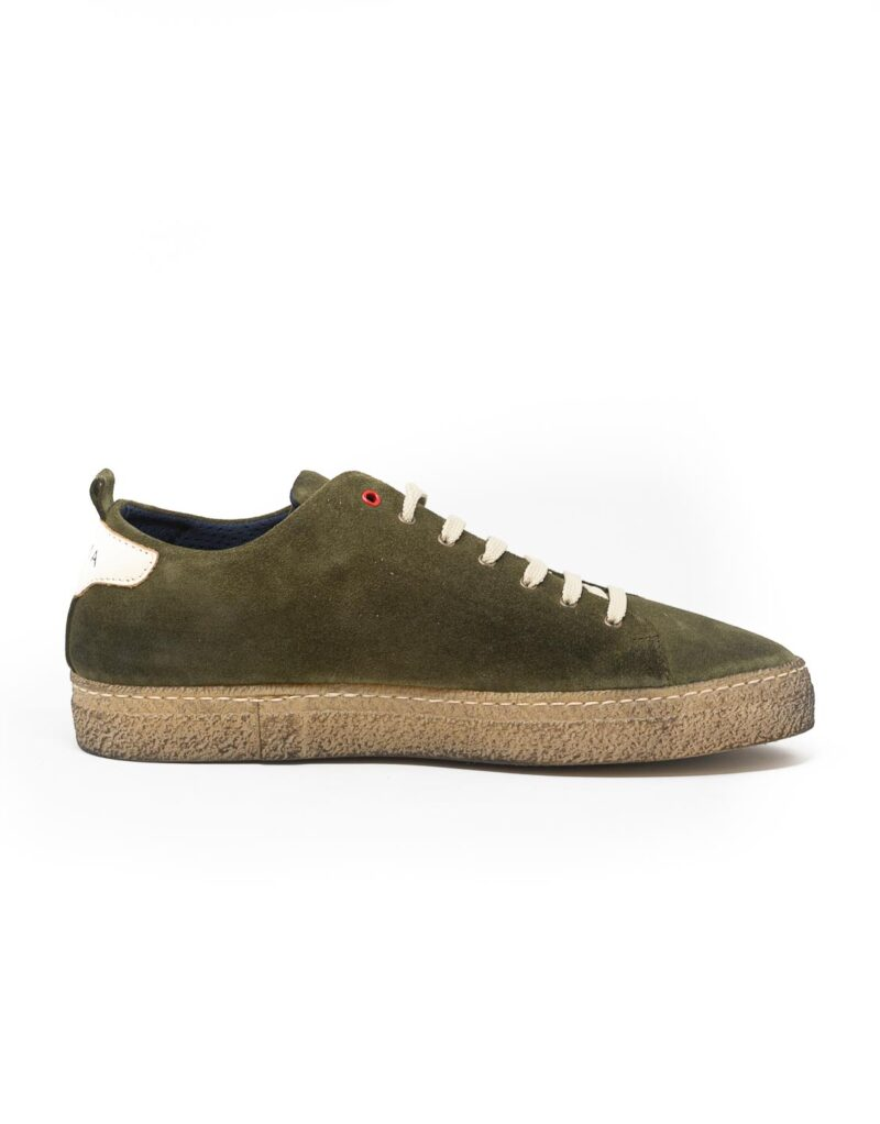 sneaker wally walker scamosciato Piuma birch-4147