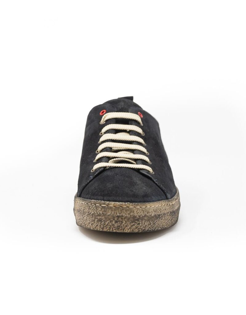 sneaker wally walker scamosciato Piuma nero-4140