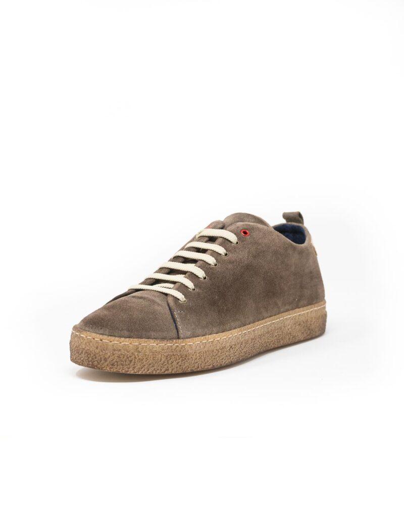 sneaker wally walker scamosciato Piuma terra-4151