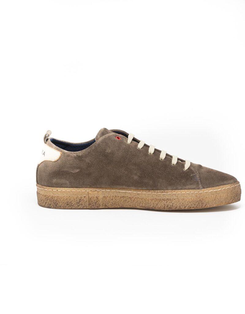 sneaker wally walker scamosciato Piuma terra-4153