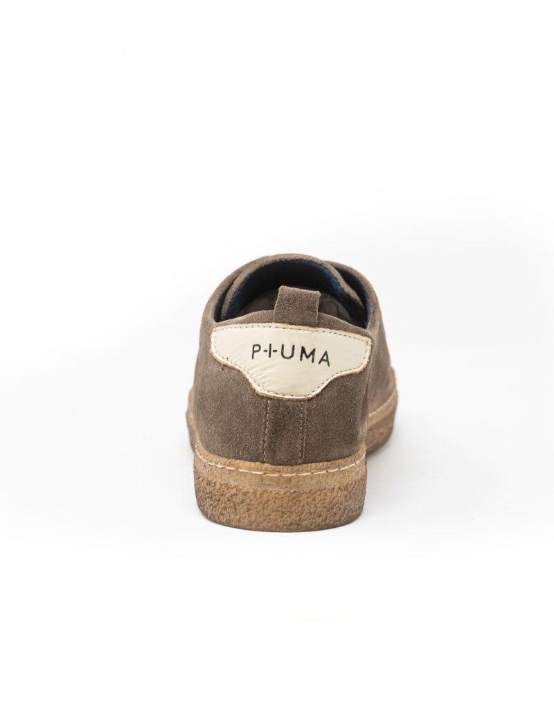 sneaker wally walker scamosciato Piuma terra-4154